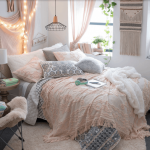 The Cutest Dorm Bedding Sets We Re Loving For 2020 College Fashion
