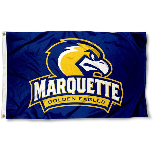 Marquette Golden Eagles Flag your Marquette Golden Eagles ...
