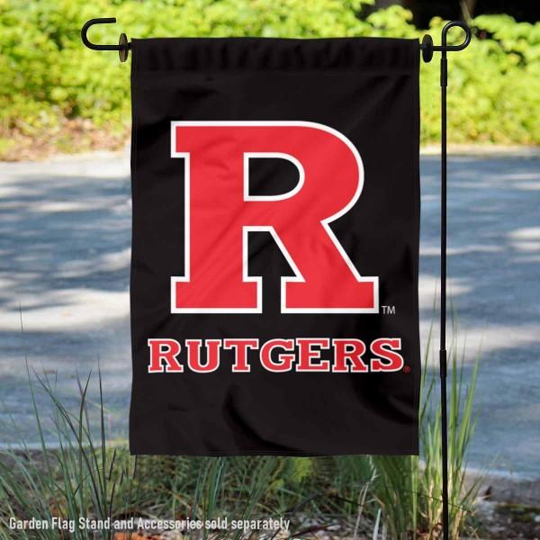Scarlet Rutgers Lacrosse Logo Knights