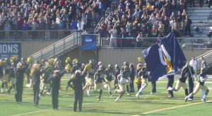 Shepherd carries its colors to the D-2 national Championship against NW Missouri State this Saturday.