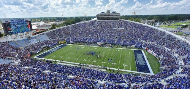 Liberty Bowl - Facts, figures, pictures and more of the Memphis Tigers college football stadium