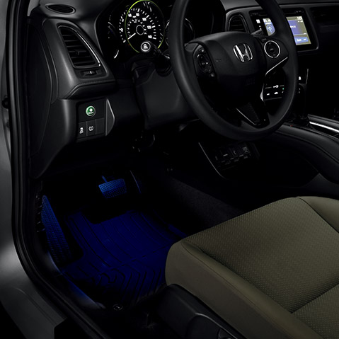 2016 2018 Honda HR V Interior Illumination Kit 08E10 T7S 100