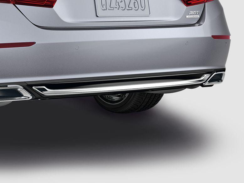 2018 2019 Honda Accord Chrome Rear Garnish 08F24 TVA 100B