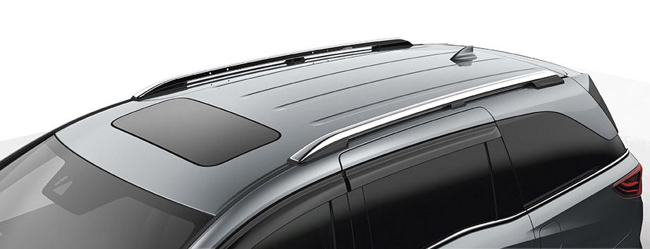 2018 2019 Honda Odyssey Chrome Roof Rails 08L02 THR 102A