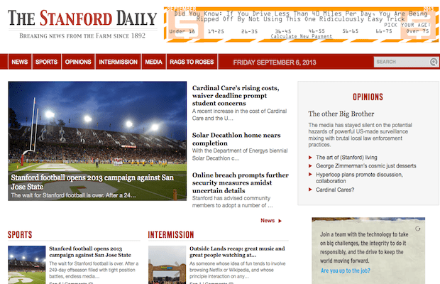 StanfordDaily
