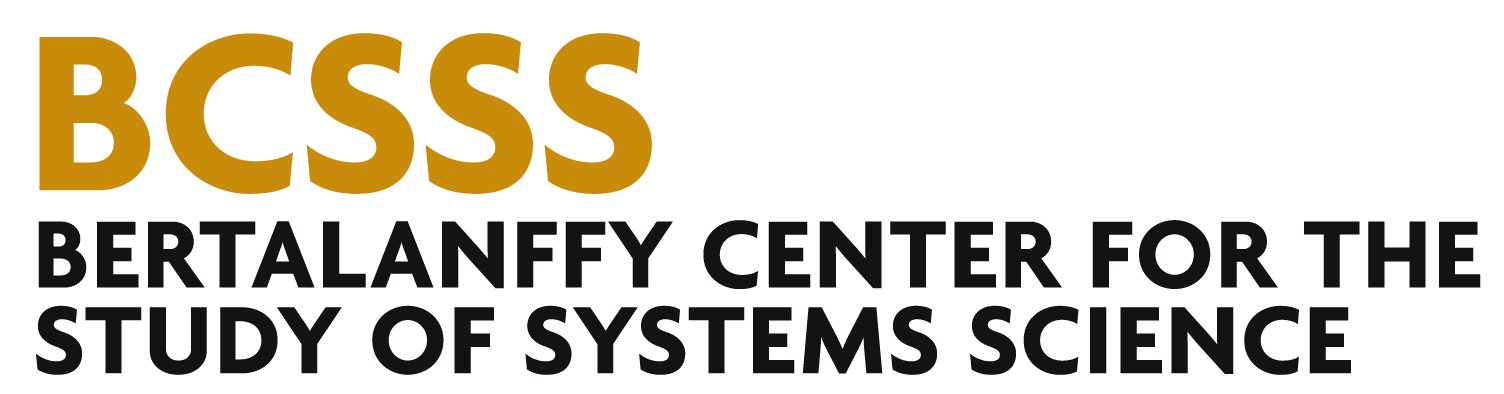 Bertalanffy Center for the Study of Systems Science Logo
