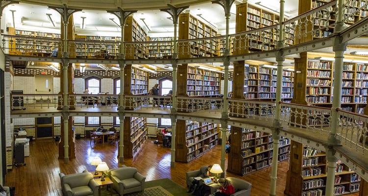 linderman-library