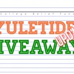 Yuletide Giveaway Updated (Recharge and Data included)