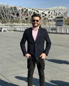 Alberto Faria | China Study Abroad