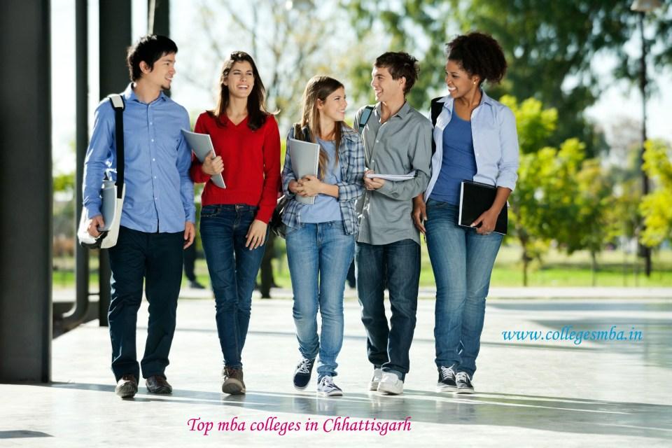 Top MBA Colleges Chhattisgarh