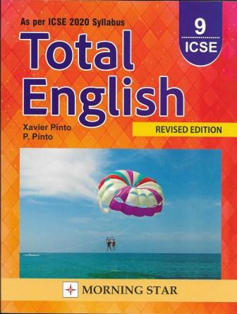 Morning Star | Total English | Class – 9, Revised Edition as per 2018 (With  Aural and Oral English) | ICSE