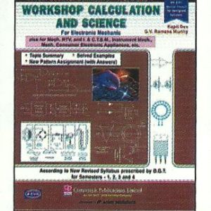 workshop calculation and science pdf