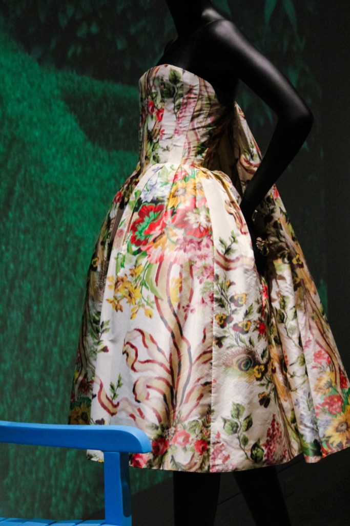 An Oscar de la Renta design inspired by