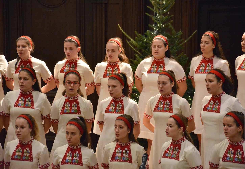 Bulgarian National Radio Children's Choir – Collegium Musicum