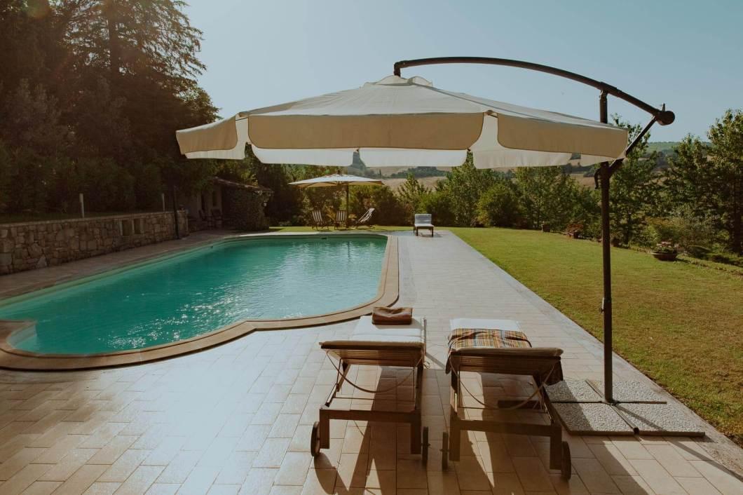 Relax in piscina!