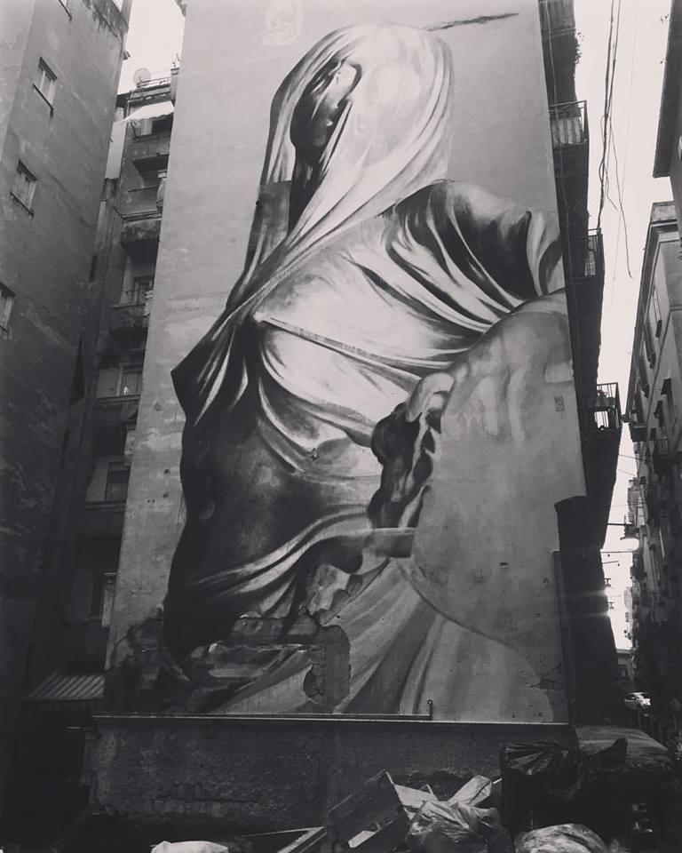 Napoli: Francisco Bosoletti e la sua Iside