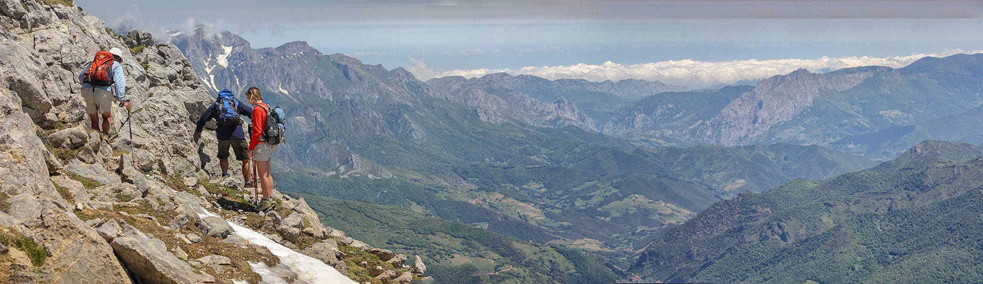 Twin centre hiking in the Picos de Europa