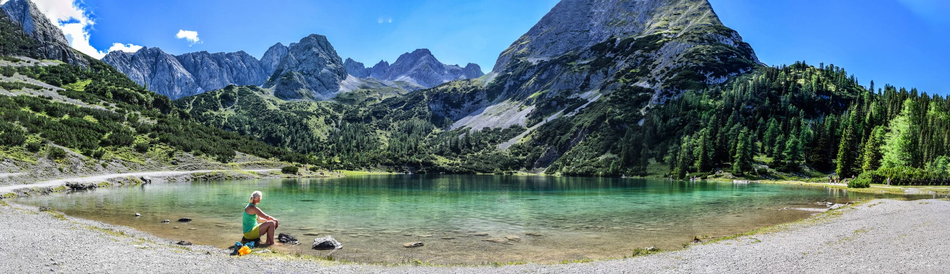 Hiking and Trekking in the Austrian Alps