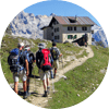 Self-guided Hut to Hut Hiking in Italy