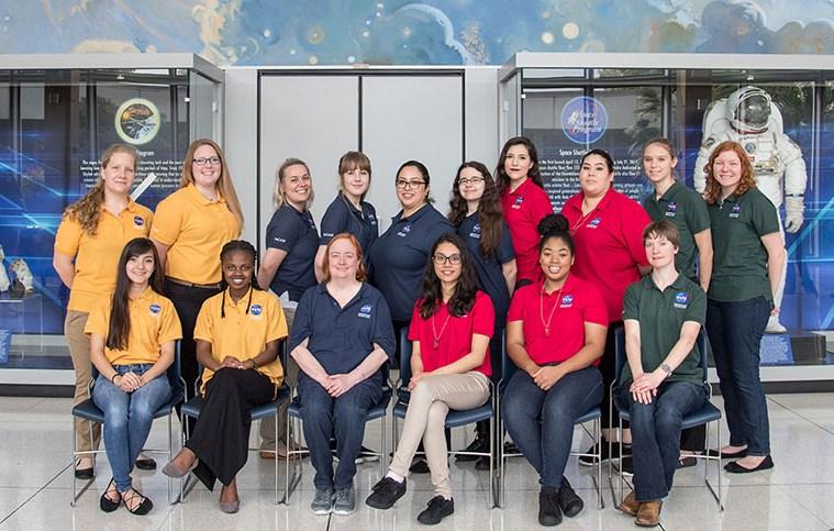 NCAS Week 1 Group Photo. Photographer: Allison Bills