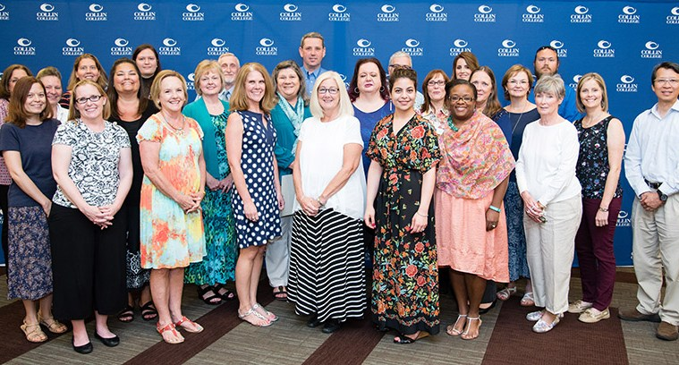 2017 ROSE Award nominees gather for a picture June 23.