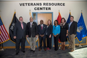 Veterans Resource Centers Reception
