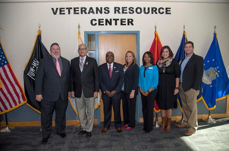Veterans Resource Centers Reception