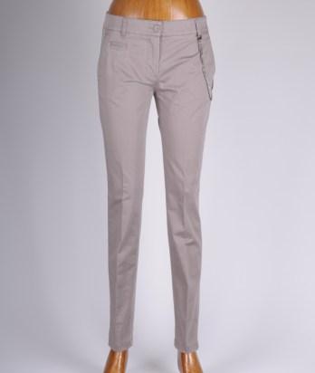 Pantalone tinta unita-0