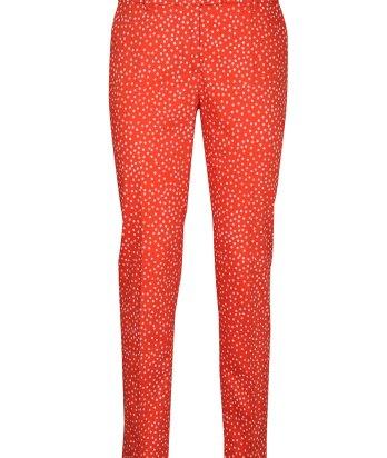 Pantalone fantasia donna-0
