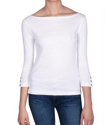 T shirt  manica  3/4 donna-0