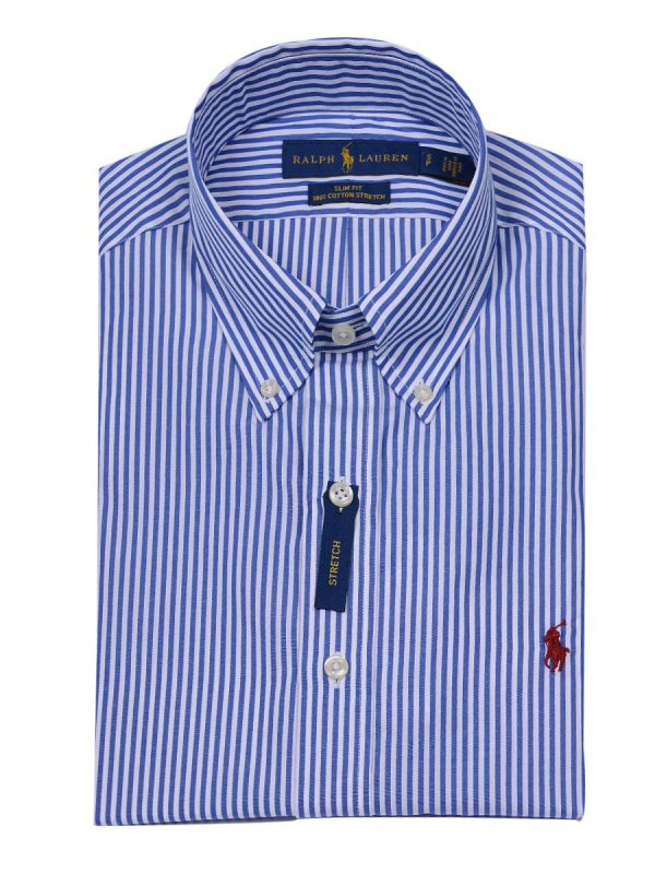 separation shoes 8f971 7279f CAMICIA UOMO POLO RALPH LAUREN