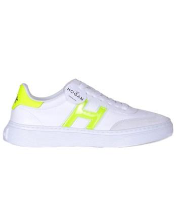 Hogan-lacci-h-liquida-bimateriale-giallo-1