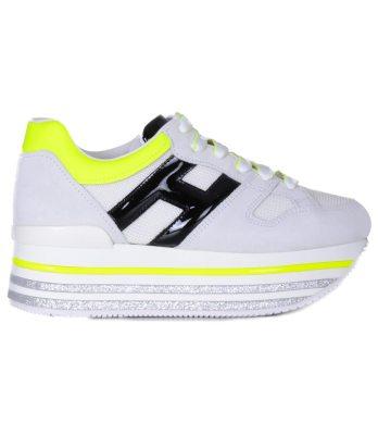 Hogan-lacci-maxi-bianco-giallo-1