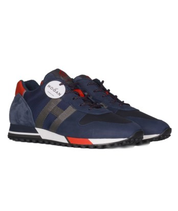 Hogan-lacci-running-multi-blu-rosso-2