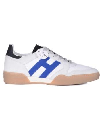 Hogan-lacci-sport-bimateriale-bianco-blu-1