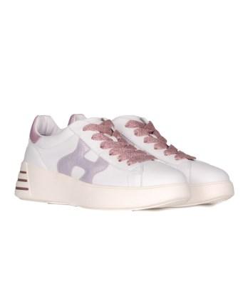 Hogan-lacci-sport-inspired-bianco-rosa-2