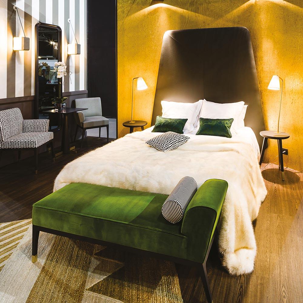 Tte De Lit De Luxe Pour Hotel Haut De Gamme Collinet