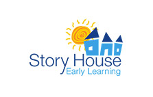 Story House Early Learning Logo