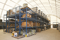 Britespan Fabric Buildings_Warehousing Storage Buildings