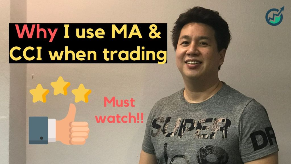 SMT TV Episode 58 – Why I use MA & CCI when trading