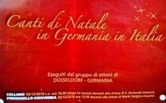 Canti di Natale Dusseldorf Colloro
