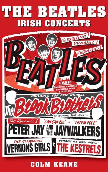 The Beatles Irish Concerts