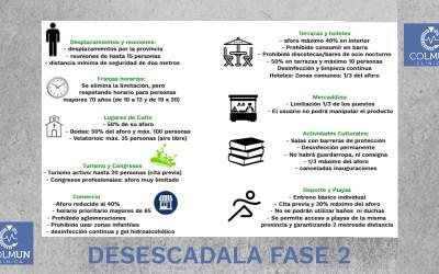 CANTABRIA, EN FASE 2 DE LA DESESCALADA