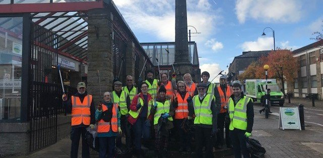 colne clean up