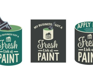 fresh lick of paint grant