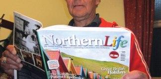 Steve Ellis reads Northern Life