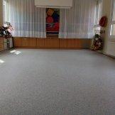 Guarderia con pavimento vinílico (PVC) Granit