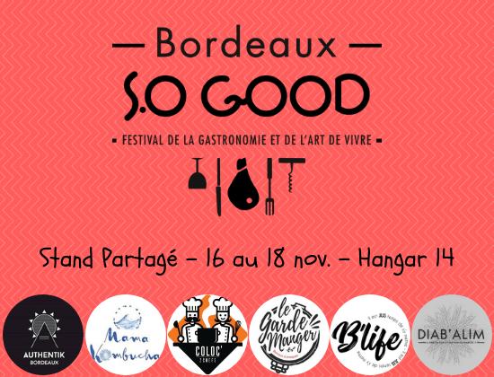 Bordeaux SO Good 2018
