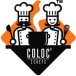 coloc 2 chefs logo