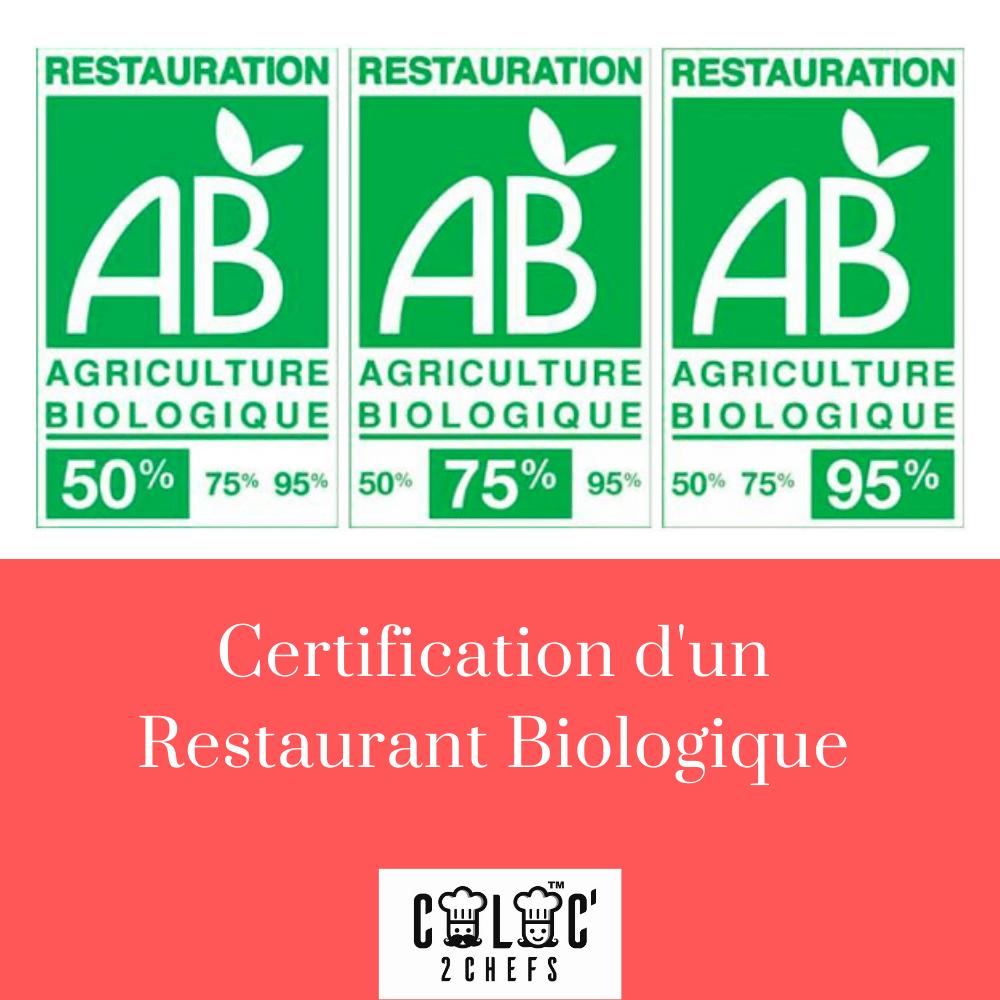 Restaurant biologique